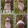 Petit renne lalylala