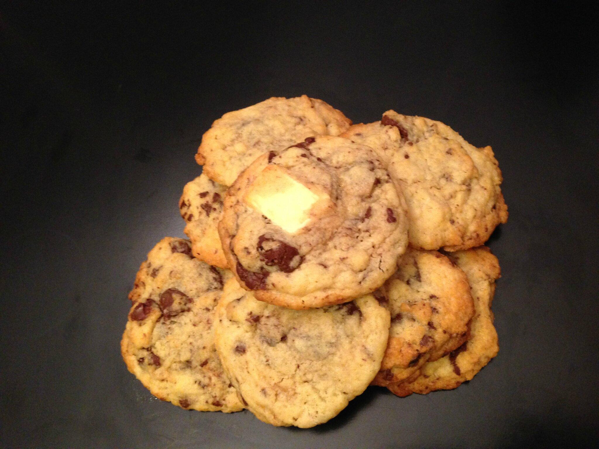 Cookies : tester la recette c'est l'adopter