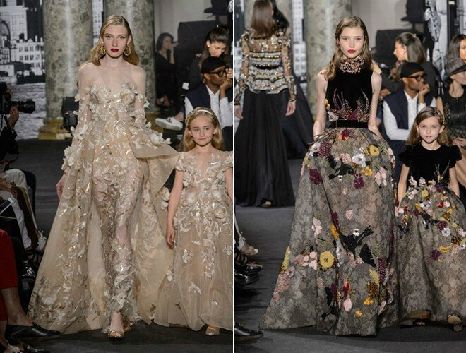 fashion week elie saab collection
