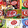 Kitkat en folie