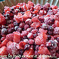 Cobbler aux fruits rouges (usa)
