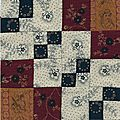 N°25 - The Carrie Nation Quilt