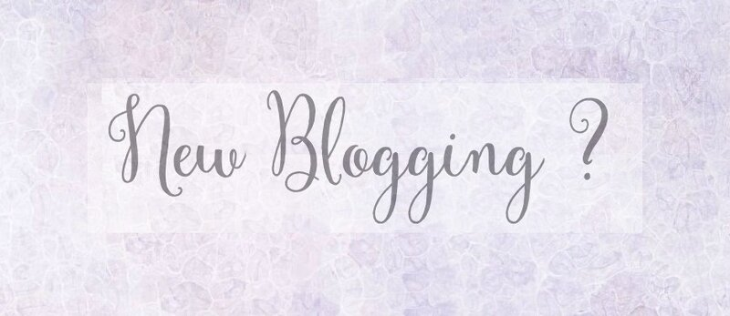 new blogging