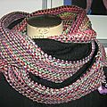 snood double tricot