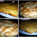 Tatin pommes ananas coco