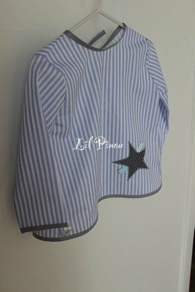 Tablier blouse