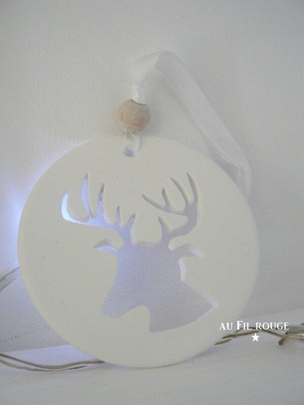 Arbre de Noël détail 10