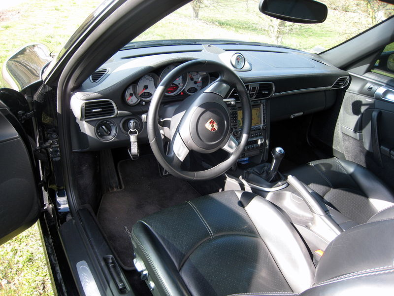 L 39 int rieur album photos porsche 997 s for Interieur 997