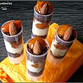 Push cakes choc'abricot -- rencontre de blogueuses auvergnates
