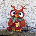 chouette crocheteuse