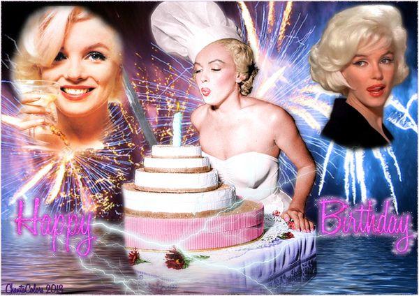 Marilyn fond 2013 3 Anniversaire,3