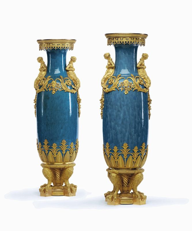 sur des paires de vases d 39 alfred beurdeley 1847 1919 eloge de l 39 art par alain truong. Black Bedroom Furniture Sets. Home Design Ideas