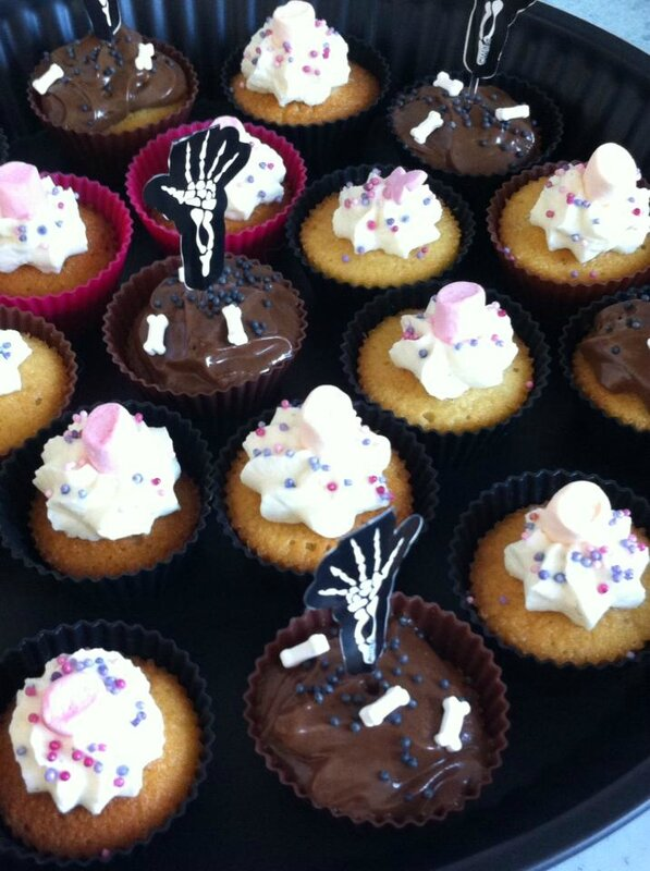cupcakes alloween