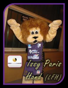D1 LFH Issy Paris Hand