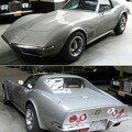 CHEVROLET - Corvette Sting-Ray - 1972