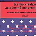 blog vente privée 2letmoi 23 novembre 2014