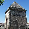 Jallais (49) – Chapelle funéraire de la famille de La Bouëre