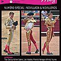 Toromag est paru -spécial novillada et novilleros