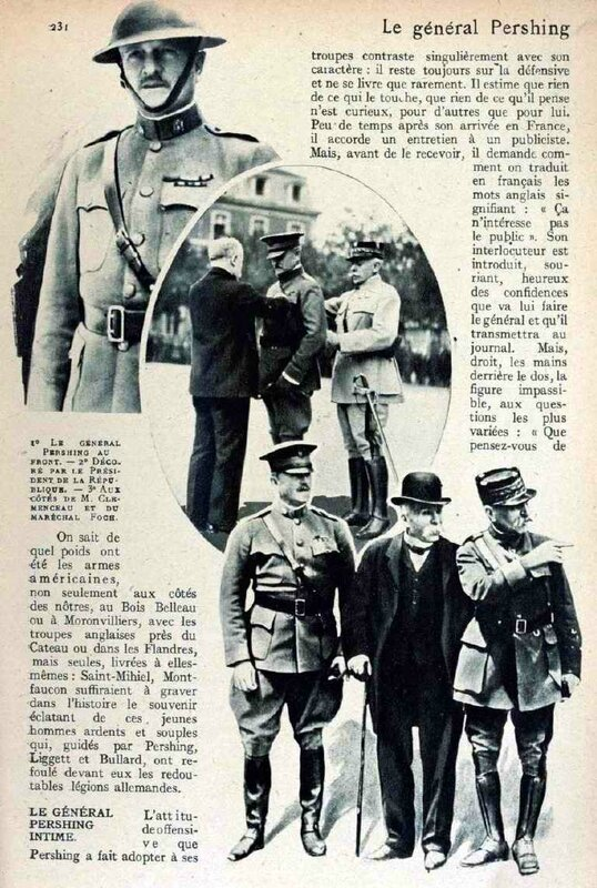 Lectures pour tius Pershing5