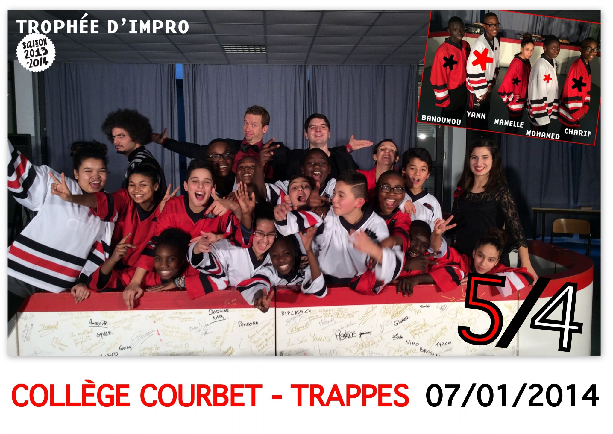 COURBET INTRA TICD4
