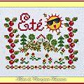 Échange ATC (Été) Chez Caro Marie de Clessé pour Françoise 1