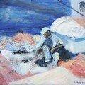 Peintures de Francine Plantet
