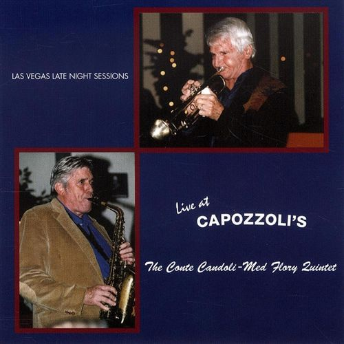 Conte Candoli Med Flory Quintet - 1999 - Live at Capozzoli's (Woofy)