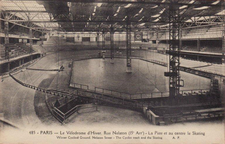 CPA Paris Vélodrome d'hiver
