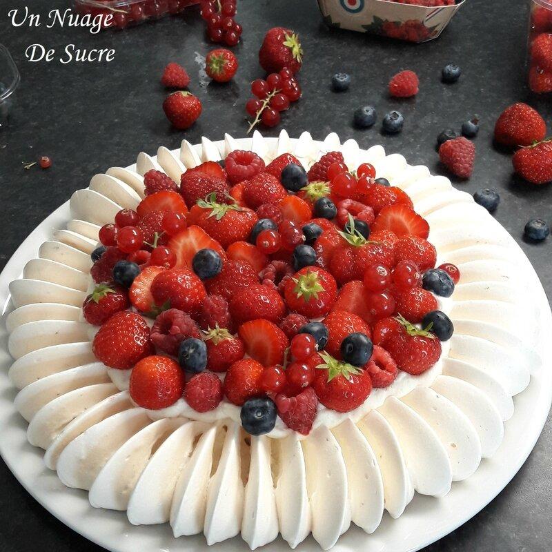 Pavlova_FruitsRouges9