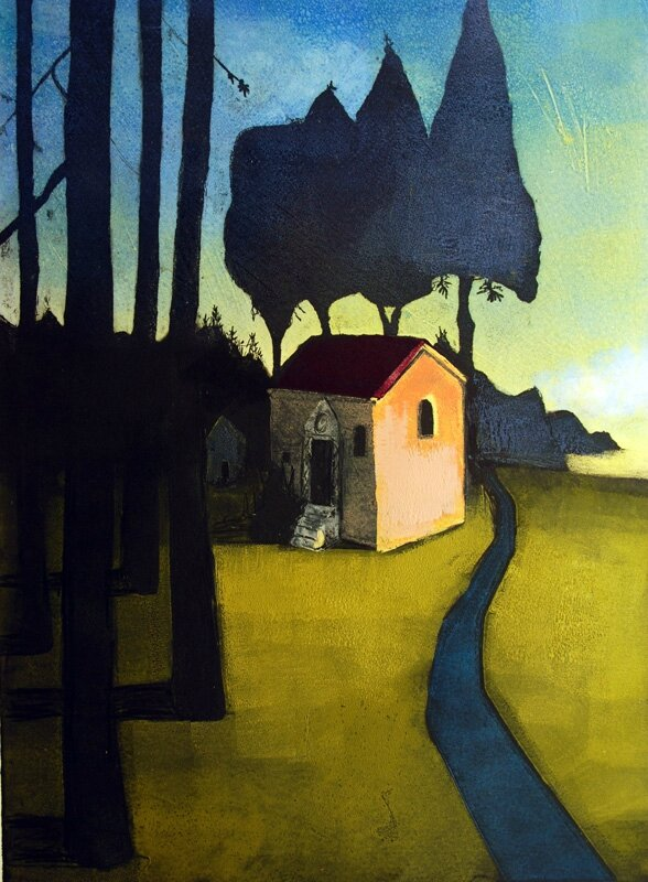 Treacy Ziegler - island-shrine