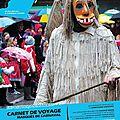 Exposition masques de carnaval