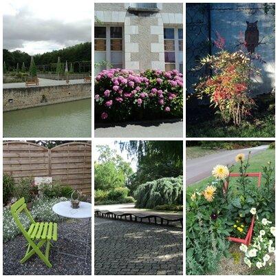 ronde jardin