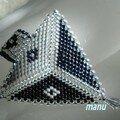 triangolo grigio