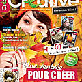 Le nouveau Crative est Sortie ^^N7 on y va....