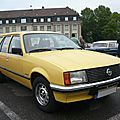 OPEL Rekord E 1.9 break 1981 Speyer (1)