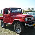 TOYOTA Land Cruiser BJ40 pick -up 1978 Créhange (1)