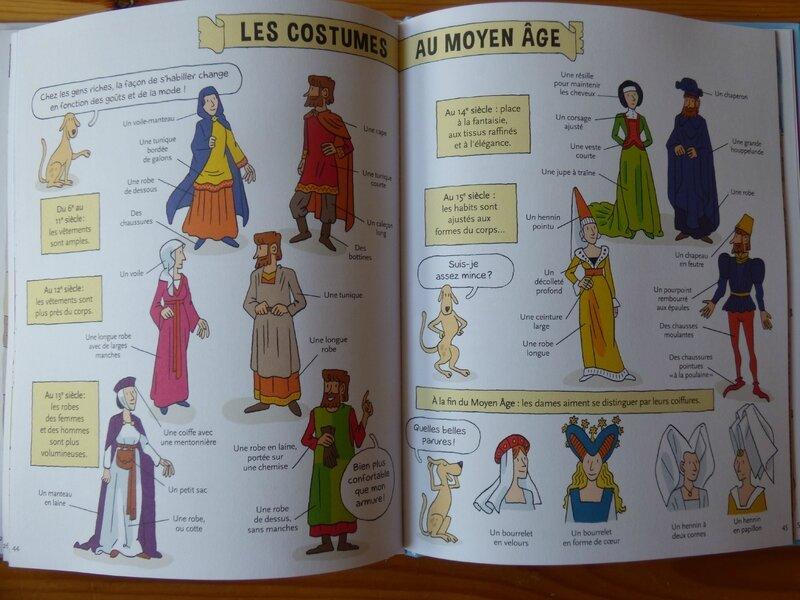 Le Moyen Age en BD (3)