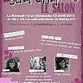 Salon du scrap et ateliers