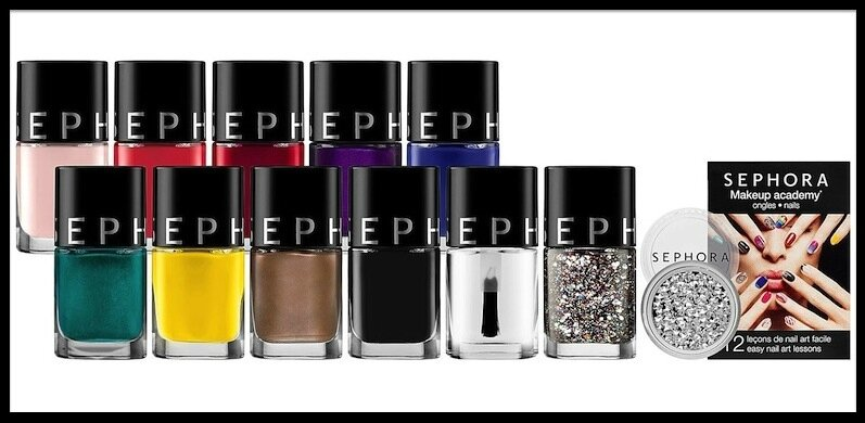 sephora kit vernis ongles 2