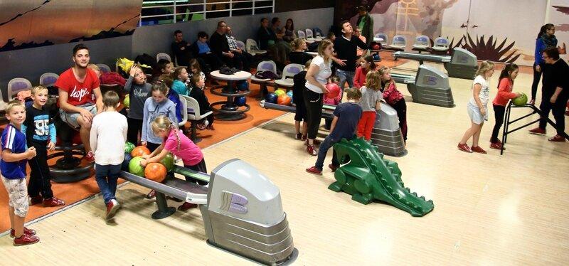 ILE VERTE 2016 BASSIN EXTÉRIEUR bowling