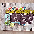 Mini-album sardaigne