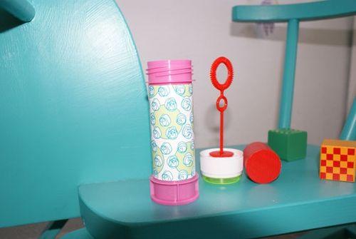 bulles de savon Astiiko & Co