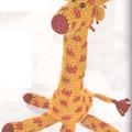 Les doudous #1 : girafe