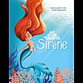Sirène/ surfeur: un livre tête beche pour une belle histoire..