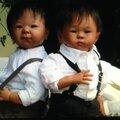 Prochains kits shao adrie stoete et mae sandy faber en garçon ( modèle) bébés de maria gabriella poggio