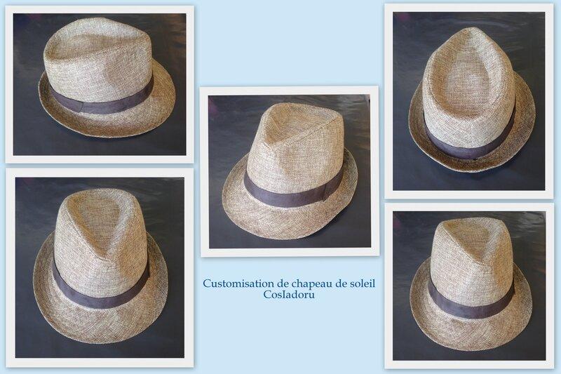 Customisation de chapeau de soleil2