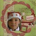 Noël 2006 Johanna