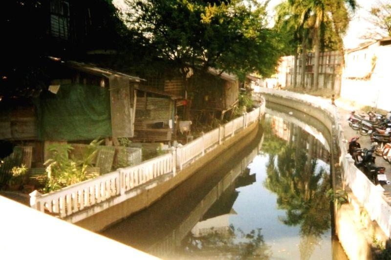 Chiang Maï Canal