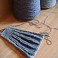 Rockefeller mystery shawl