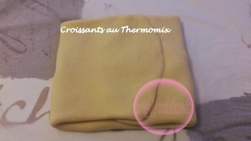 Croissants au Thermomix 4